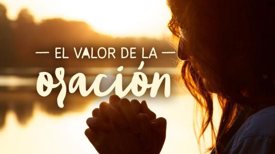 Valor de la Oración